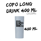 Copo Long Drink 400 ml tipo Casual